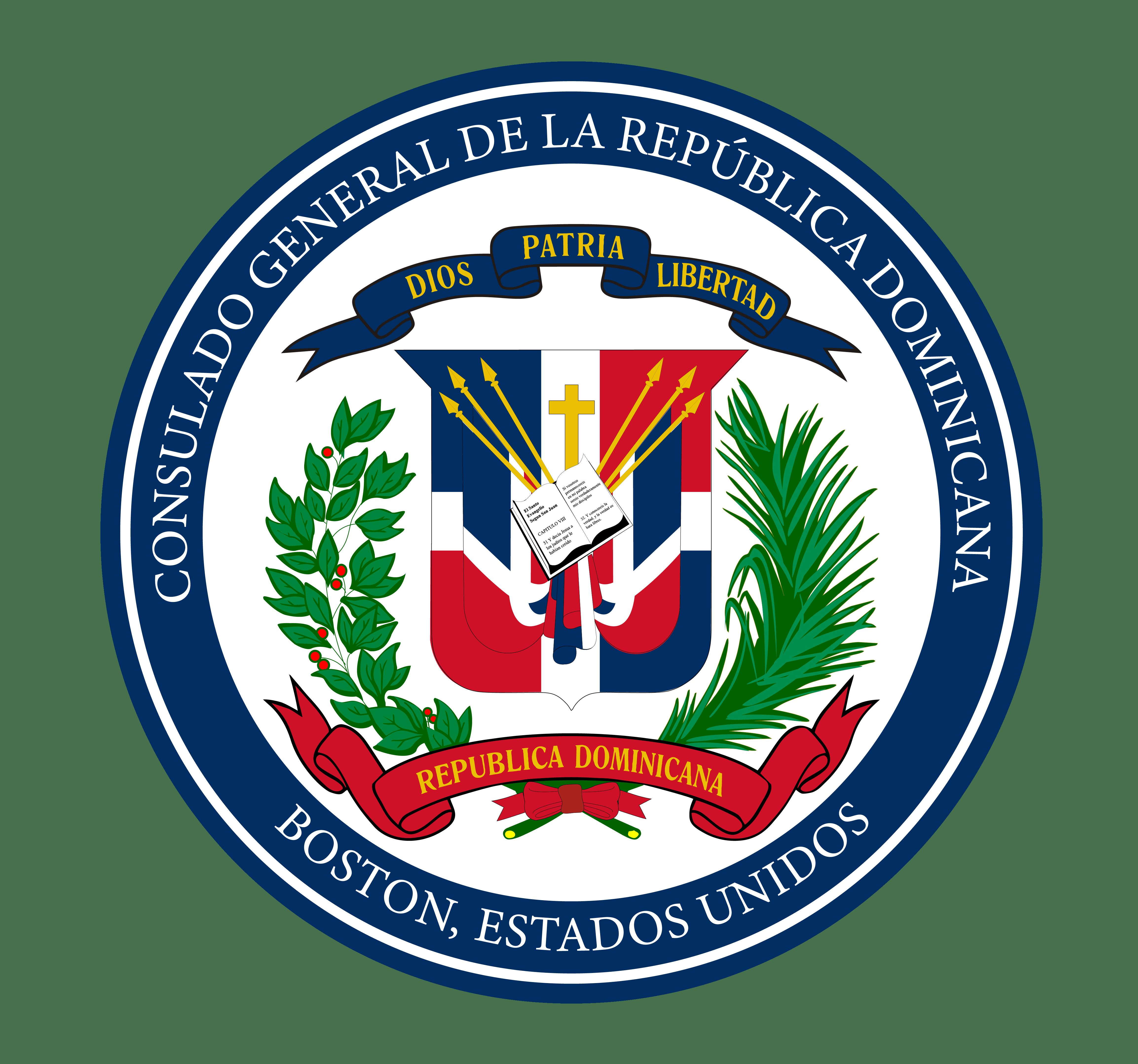 Consulado General de la Republica Dominicana en Boston, MA.
